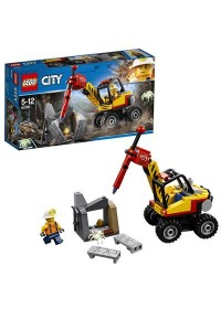 LEGO City Krachtige Mijnbouwsplitter - 60185