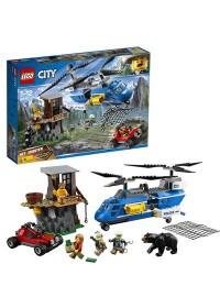 LEGO City Bergpolitie Bergarrestatie - 60173
