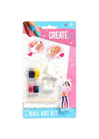 Create It! Nauk Art Kit