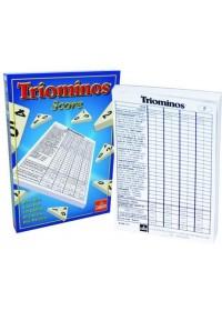 Triominos - Scoreblok - Accessoire - Goliath