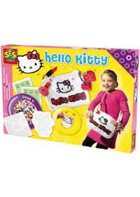 Ses Strijkkralen tas Hello kitty