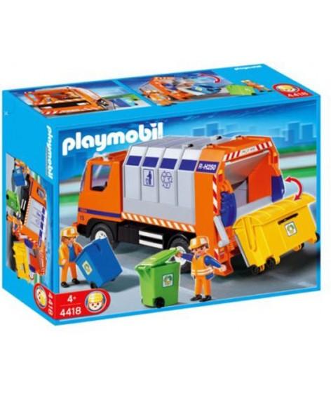 Playmobil Vuilniswagen - 4418