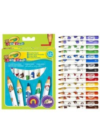 Crayola Mini Kids 8 dikke kleurpotloden
