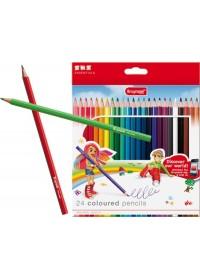 Inspiring Young set 24 kleurpotloden