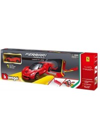 Burago Ferrari Launch Jump Set 1:43