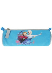Disney Frozen Graceful - Etui - Blauw