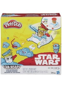 Hasbro Play-Doh Star Wars Can Heads
