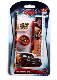 Cars Schoolset 5 Dlg.