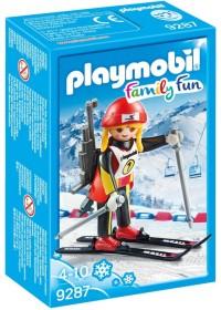 PLAYMOBIL Biatlete - 9287