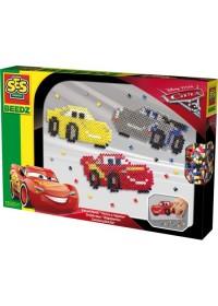 SES Beedz- Strijkkralen Disney Cars 3