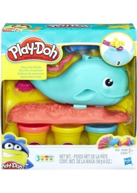 Play-Doh Wallie de Walvis - Klei