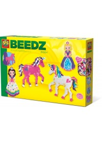 SES Beedz - Strijkkralen Eenhoorns en prinsesjes