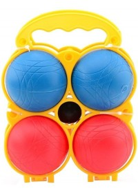 Johntoy Outdoor Fun Jeu De Boules Set