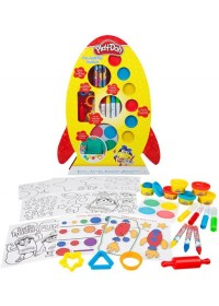 Play-Doh Raket Activity Set