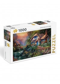 Puzzel 1000 - English cottage