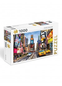 Puzzel 1000 - Times Square