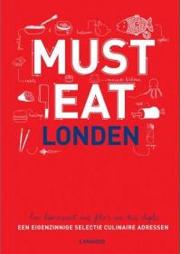 Must Eat Londen - Nederlandse versie