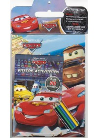 Disney Cars Activity Pack