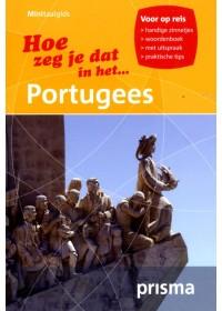 Hoe zeg je dat in het Portugees