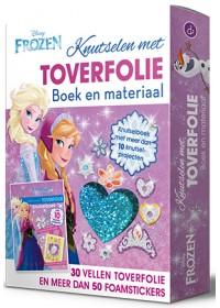 Disney Frozen - Knutselen met toverfolie