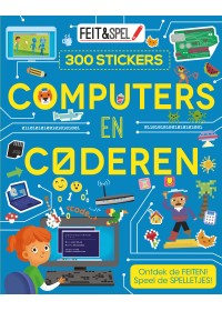 Feit&spel 300 stickers Computer