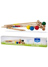 Outdoor Play - Croquet