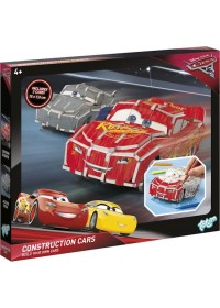 Disney Cars 3 Construction cars McQueen en Storm