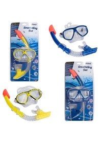 SPORTX Adult Snorkelset Pro