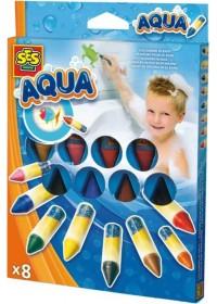 Kleuren in bad SES 8 stuks kleur