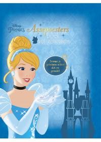 Disney Assepoester boek vol geheimen