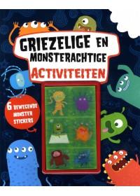 Griezelige en monster activiteiten