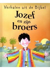 Jozef en zijn broers, stickerboek