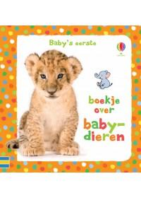 Baby's Eerste Boekje Over Baby Dieren