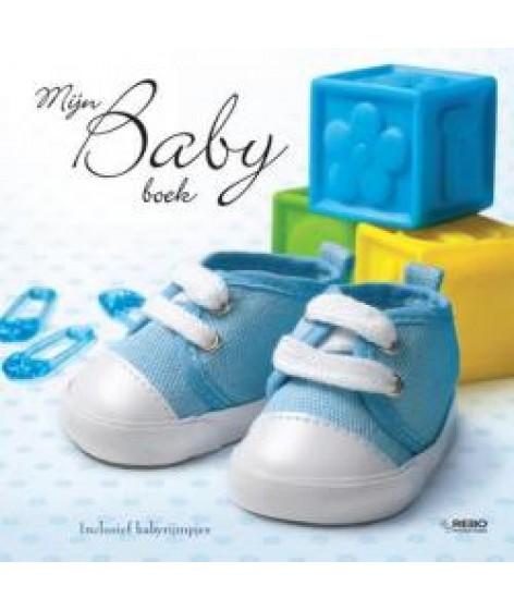 Mijn babyboek Jongen