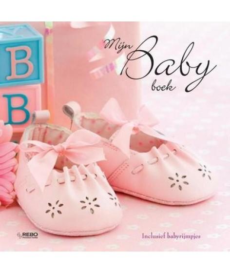 Mijn babyboek Meisje