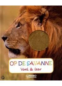 Voel en leer - Op de Savanne