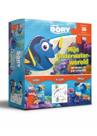 Disney Dory puzzle onderwaterwereld