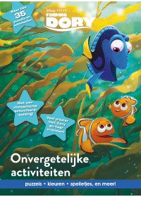Disney Dory Onverget. act.+ketting