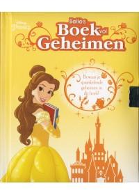 Disney Belle's boek vol geheimen