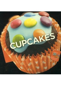 Cupcakes, magneetboekje