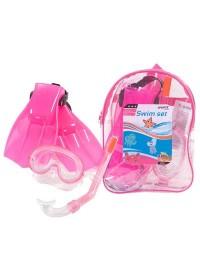 SPORTX Kids Zwemset Pink 34-38