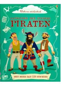 Aankleden met stickers Piraten