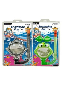 SPORTX Kids Snorkelset Animal