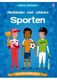Aankleden Met Stickers / Sporten