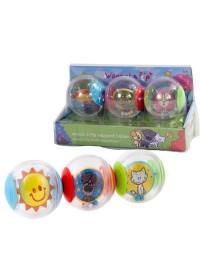 Woezel en Pip magneetballen