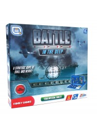 Battle in the Deep - Zeeslag