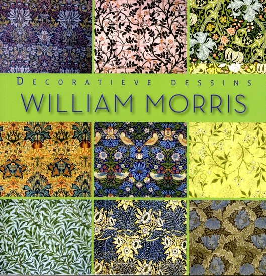 Decoratie dessins William Morris